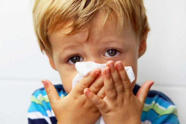 РАДАР. Аллергический ринит удетей